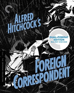 Foreign Correspondent (Blu-ray/DVD)