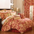 Waverly Archival Urn 4-piece Comforter Set with Euro Shams Sold Separately