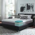 Slumber Solutions Choose Your Comfort 12-inch Full-size Gel Memory Foam Mattress
