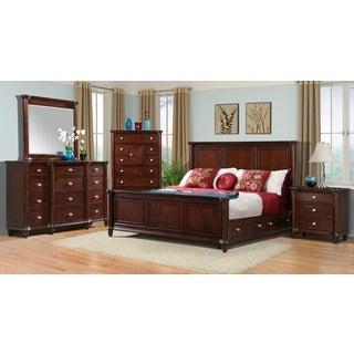 blackhawk black 4 bedroom set overstock shopping