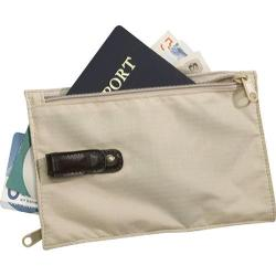 Smooth Trip Clip Wallet (Set of 2) Tan
