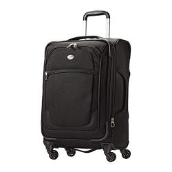 American Tourister by Samsonite iLite Xtreme Black 21-inch Carry On Spinner Suitcase