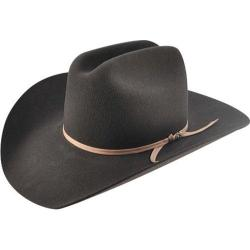 Men's Bailey Western Spur Char Brown Angora