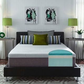 Slumber Solutions Choose Your Comfort 14-inch Queen-size Gel Memory Foam Mattress