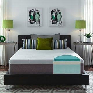 Slumber Solutions Choose Your Comfort 14-inch King-size Gel Memory Foam Mattress