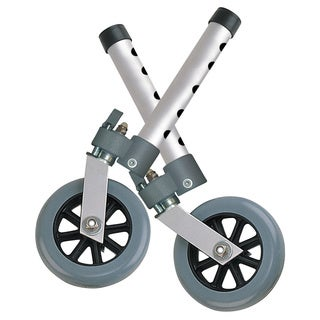 Swivel Lock 5-inch Walker Wheels
