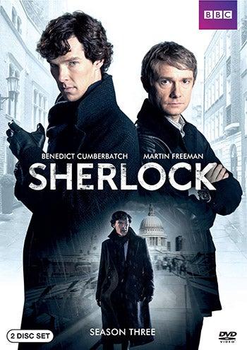 Sherlock: Season 3 (DVD)