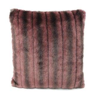 Austin Horn Classics Marseille Luxury Fur Decorative Pillow