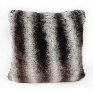 Austin Horn Classics Lyon Luxury Fur Decorative Pillow