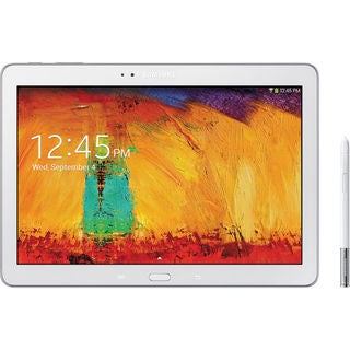 Samsung 32GB Galaxy Note 10.1-inch White Tablet