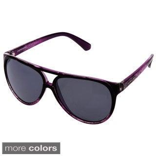 Peppers 'Halo' Polarized Grilamid Aviator Sunglasses