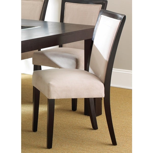 Madera Velvet Dining Chairs (Set of 2)