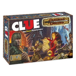 Clue® Dungeons and Dragons Edition