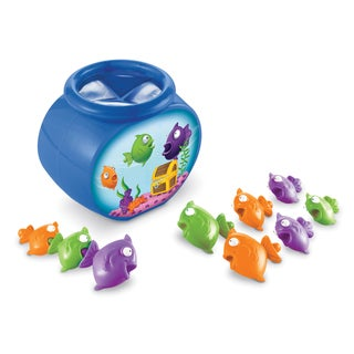 Learning Resources Hide-n-Go Fish Game