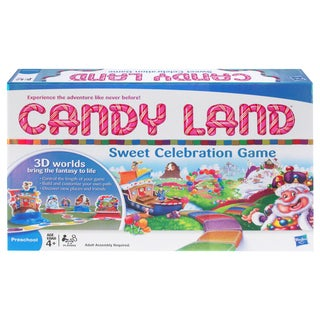 Hasbro Candy Land Sweet Celebration Board Game