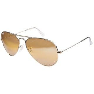 Ray-Ban RB3025 001 3E Gold 58 Sunglasses