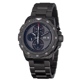 Swiss Army Men's 241573 'Alpnach' Black Dial Chronograph Automatic Watch