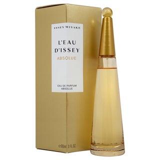 Issey Miyake Leau D'Issey Absolue Women's 3-ounce Eau de Parfum Spray