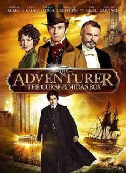 The Adventurer: The Curse Of The Midas Box (DVD)