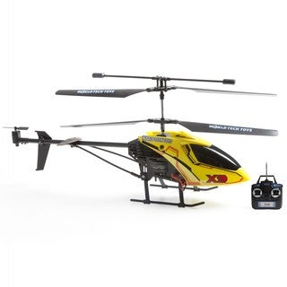 X9 Extremely Tuff 3CH RTF Electric RC Helicopter