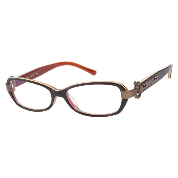 Kate Spade Susanna 0JUP Tortoise Citron Prescription Eyeglasses