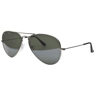 Ray-Ban RB3025-W3277 Aviator 58 Sunglasses