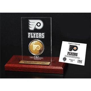 Philadelphia Flyers Etched Acrylic Desktop