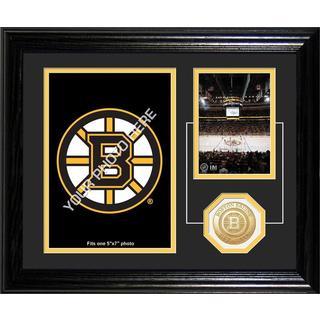 Boston Bruins Framed Memories Desktop Photo Mint