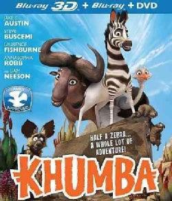 Khumba (3D/2D) (Blu-ray/DVD)