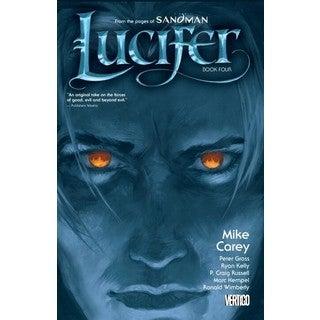 Lucifer 4 (Paperback)