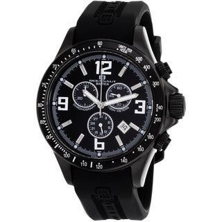 Oceanaut Men's Black Baltica Quartz Watch