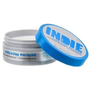 Indie Hair #wreckit 2.1-ounce Putty to Clay