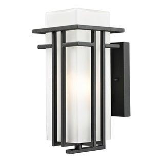 Z-Lite Modern Outdoor Wall Light
