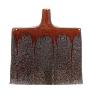 Privilege Wide Ceramic Drip Vase