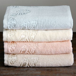 Lenox Sea Side Cotton Terry 3-piece Towel Set
