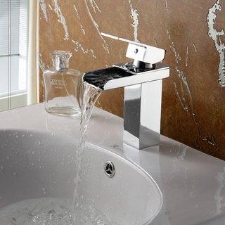 Elite '8813C' Chrome Single Lever Basin Sink Faucet