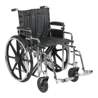 Sentra EC Heavy-duty Wheelchair