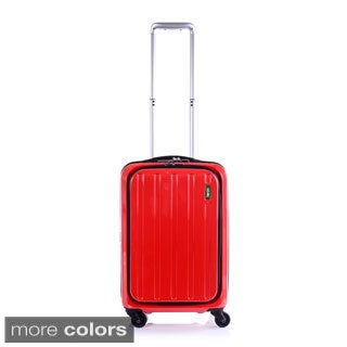 Lojel Lucid 21.75-inch Hardside Small Carry On Spinner Upright Suitcase