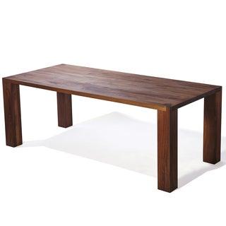 Fadilius Artisan Solid FSC Certified Walnut Table