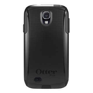 OtterBox Commuter Series Case for Samsung Galaxy S 4 - Black