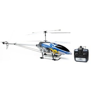 Colossus Metal 3.5CH RC Helicopter
