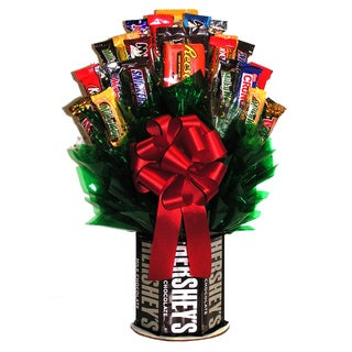 Hershey's(TM) and More Chocolate/Candy Bouquet