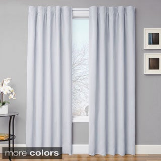 Simple Drape Blackout Curtain Panel Pair