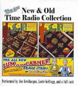 The 2nd New & Old Time Radio Collection (CD-Audio)
