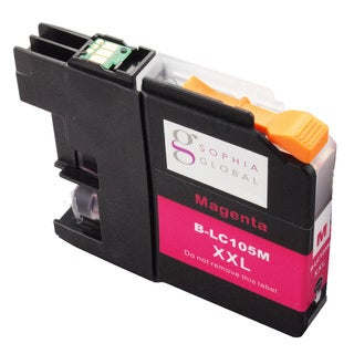 Sophia Global Compatible Ink Cartridge Replacement for LC105 XXL (1 Magenta)
