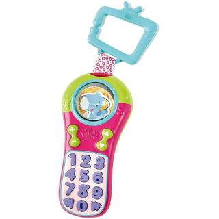 Bright Starts Pretty in Pink Click and Giggle Remote