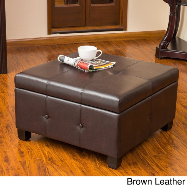 Christopher Knight Home Hudson Storage Ottoman