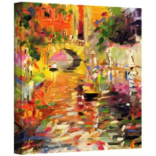 Art Wall Peter Graham 'Summer Heat' Gallery-Wrapped Canvas