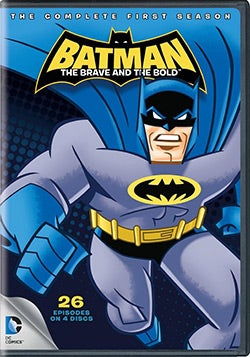 Batman: The Brave and the Bold - The Complete First Season (DVD)