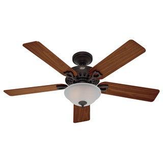 The Astoria 52-inch 2-light Ceiling Fan